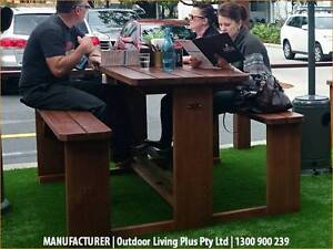 Bargain rustic outdoor furniture Bar Setting, Tables Brisbane City Brisbane North West Preview