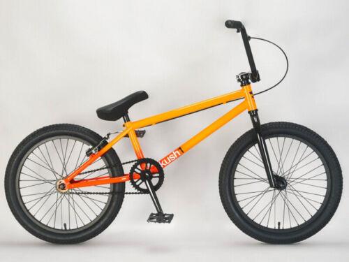 "Mafiabike 20"" Kush 1 Freestyle BMX Bicycle Bike 1 Piece Crank Burst NEW"