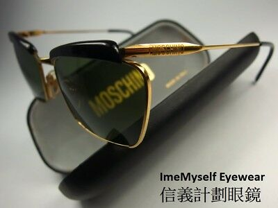 89e6aac25dd9 ImeMyself Eyewear MOSCHINO by Persol M260 vintage rectangular frame  sunglasses