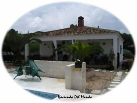 Valencia Spain self contained chalet