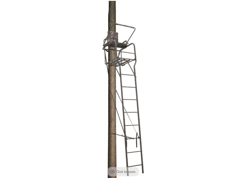 100 percent steel 22 lancer pro ladder