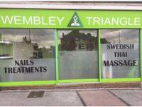 Wembley Triangle Massage
