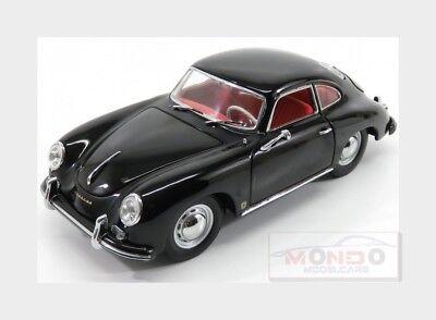 Porsche 356A Coupe 1957 Black SUNSTAR 1:18 SS1328 Model