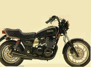 PIÈCES USAGÉS D'un Yamaha XS1100LG midhight Special 1980
