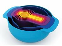 Joseph Joseph 7 piece nesting bowl measuring set Nest™ 7 Plus