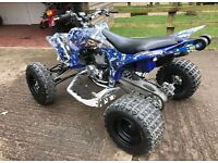 2014 Yamaha YFZ450R - Off Road/Road Legal
