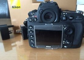 Nikon D800 36.3 MP Digital SLR Camera - Black (Body Only) Boxed NEW