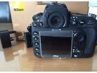 Nikon D800 36.3 MP Digital SLR Camera - Black (Body Only) Boxed NEW