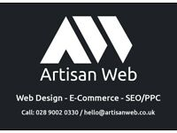 Local, Honest, Reliable, Web Design Company
