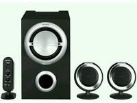 Sony SRS-D211 speaker system