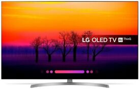 LG OLED65B8SLC Almost New
