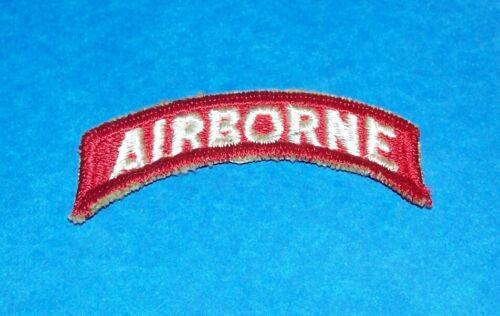 ORIGINAL CUT-EDGE WW2 AIRBORNE ENGINEER PATCH TAB
