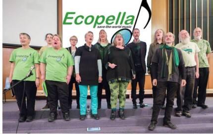 Environment choir seeks new members for Erskineville branch