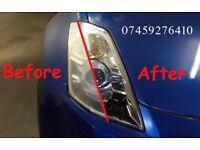 Headlights Restoration and Mechanic Jobs