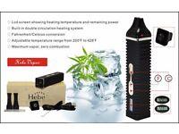 New Sealed HEBE Titan 2 II Portable AromaTherapy Pen - Black