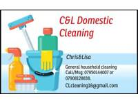 C&L Domestic Cleaning