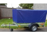 Car trailer 6ftx4ft