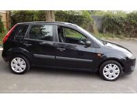 Ford Fiesta 1.6 Style AUTOMATIC, 5 Door, Full Stamped Service History, Superb Driver,Excellent MPG