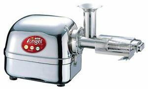 Angel Juicer (Worlds Best Cold Pressed Juicer) Free Shipping
