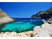 Georgous Mallorca 17-17.08