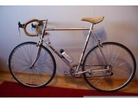 Vintage Japanese Road/Race Bike in Excellent Condition