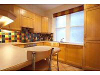 Maida Vale. Bright double room overlooking the garden in 5 bedrooms, 2-bathroom property.