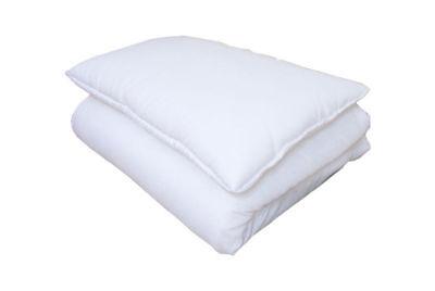 Bettdecke und Kissen 90x120cm / 100x135cm Kissen 60x40cm