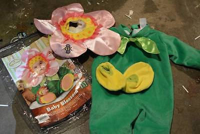 Baby Blossom Flower Toddler Infant HALLOWEEN COSTUME 6-12 months