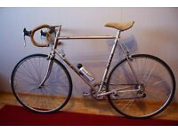 1980s Vintage Japanese 12-Speed Size-23 Road Bike in Perfect Order