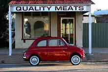 Fiat 500 D (early type) petrol tank wanted Pyramid Hill Loddon Area Preview