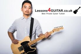 Beginner/Intermediate Guitar Lessons (Harrow/Greenford/Wembley/Ruislip/Sudbury/Hounslow/Uxbridge)