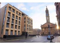 South facing modern 2 bedroom apartment in Merchant City to rent from the end of May