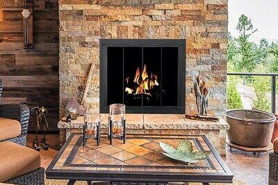Stoll Glass Fireplace Door 3