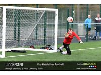 Winchester 6-a-side – Teams Needed!