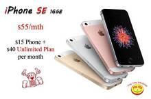 New Unlocked iPhone SE Unlimited Australian calls & TXT & PXT Auburn Auburn Area Preview