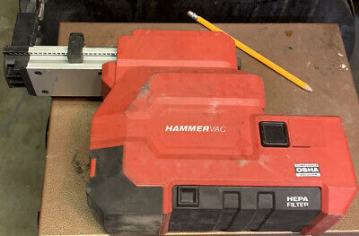 Milwaukee M18 Cordless Hammervac Hepa Filter Dust Collector