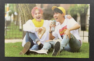 BTS-Now3 Dreaming Days SUGA+JHOPE OFFICIAL PHOTO CARD ONLY