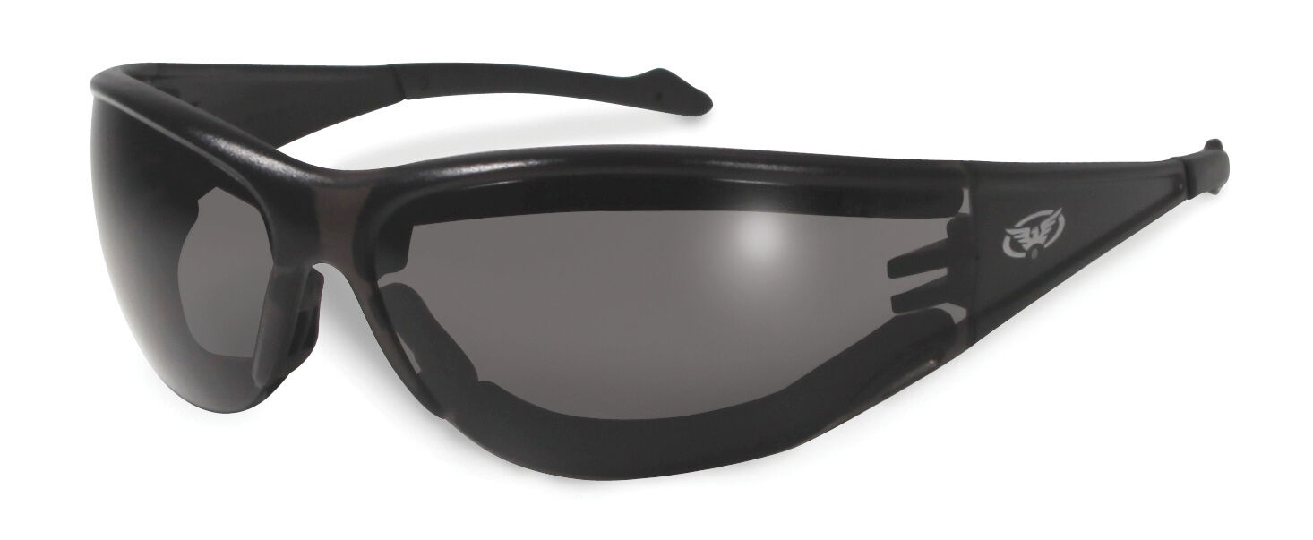 Global Vision Full Throttle Lunettes de soleil Noir p4Og7