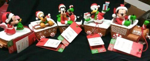 NEW 2016 HALLMARK DISNEY CHRISTMAS EXPRESS TRAIN MICKEY MOUSE