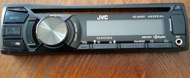 JVC KD-AHD57 FACEPLATE