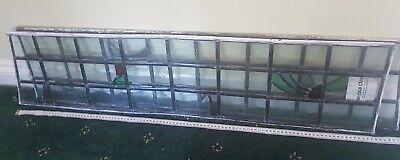 Old Glass Door Panels