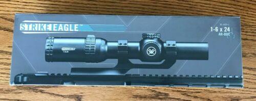 Vortex Optics Strike Eagle 1-6 x 24 AR-BDC Reticle SE-1624-1