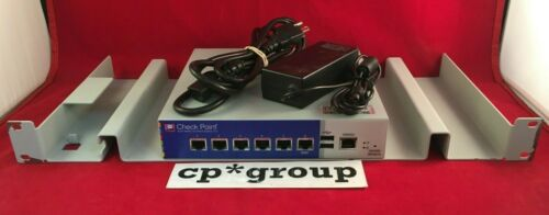 CHECK POINT T-110 6-Port Gigabit Firewall Security Appliance w/ Power Adapter