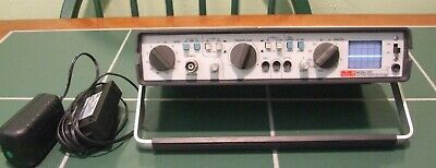 Ok Electronics 10mhz 1010 Portable Battery Operated Oscilloscope Wcharger