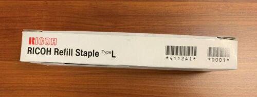 NEW Genuine OEM RICOH Staple Refill Staple Type L NIB  411241