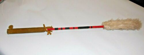 Wrapped Native American Indian Pow Wow Drumstick - PA193