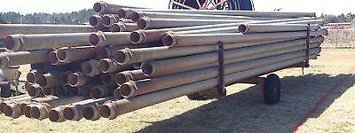 6 Twist Lock Aluminum Pipe 5000