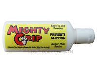 MIGHTY GRIP POWDER Prevents fingers Slipping As used by Professionals