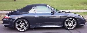 2004 Porsche 911 Convertible Bentleigh East Glen Eira Area Preview