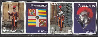 Vaticano 1997. Europa. Zd. MNH